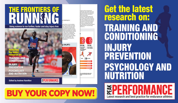 Get your copy of Strength Training for Runners